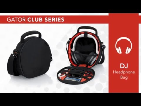 G-Club Series Headphone Bag from Gator Cases