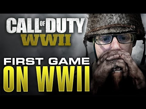 First Game on WW2 - Scump