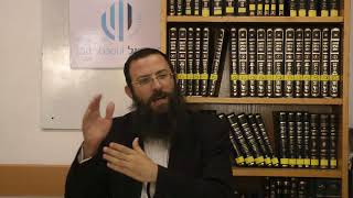 איסור והיתר סימן סט סע' טז-יט הרב אריאל אלקובי שליט''א