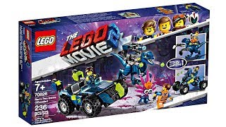 The LEGO Movie 2 Winter 2019 sets! SO MUCH NEW STUFF!