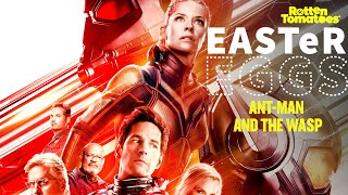 Ant-Man and the Wasp Easter Eggs   Rotten Tomatoes