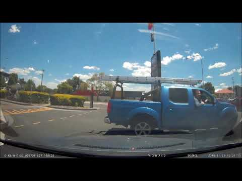 This Month In Dash Cams: Macca's Car Park Aggression Edition