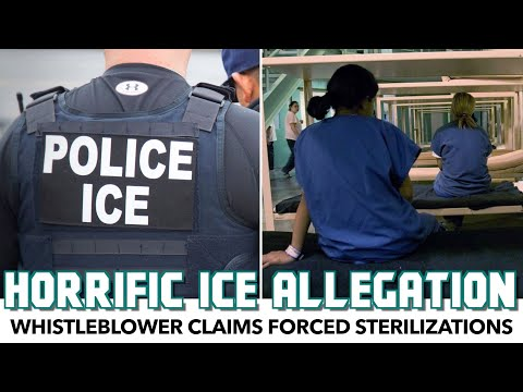 Whistleblower Makes Horrific Allegation Against ICE
