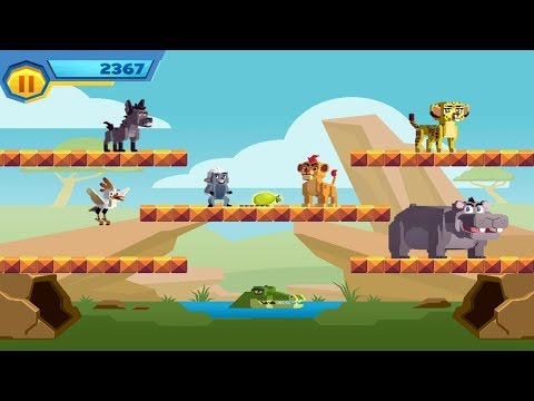 Lion Guard: Soaring Over Summer Arcade | Full Game