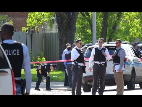 , title : 'Chicago Cop Shot by Woman in Garfield Park'