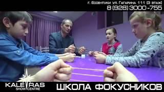 ШКОЛА ФОКУСНИКОВ (учебный процесс)