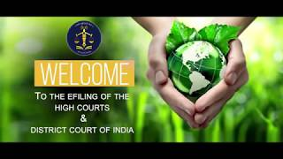 Hindi – How to e-File a new case – High Courts and District courts of India;?>