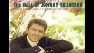 Johnny Tillotson : Poetry In Motion