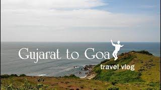 Gujarat to Goa   Travel vlog   part-1