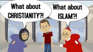 Atheist Rant: Enough Whataboutery! (Diversion Apologetics)