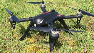 Outdoor Maiden Flight - MJX Bugs 3 Drone Quadcopter With Runcam 2 Flight Footage