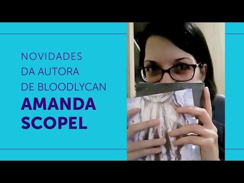 NOVIDADES DA AUTORA AMANDA SCOPEL