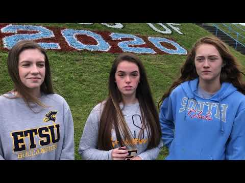 Video: Three Sullivan South seniors talk about panedemic effects