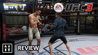 Technical Knockout or Total Garbage? UFC 3 - Review