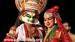 Kathakali � the splendour of Kerala