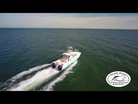 World Cat 330 TE video