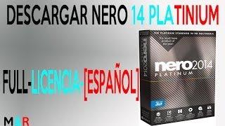 ★Descargar E Instalar NERO 14 PLATINIUM [Ful-LICENCIA- Español 32&64 Bits] 2014 (HD)★