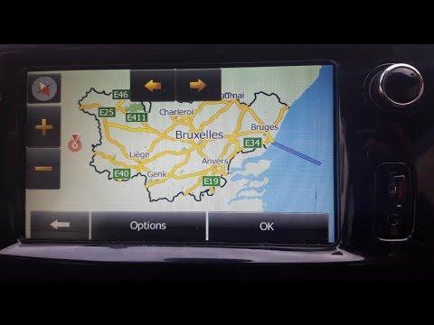 Media nav carte map pour tous version