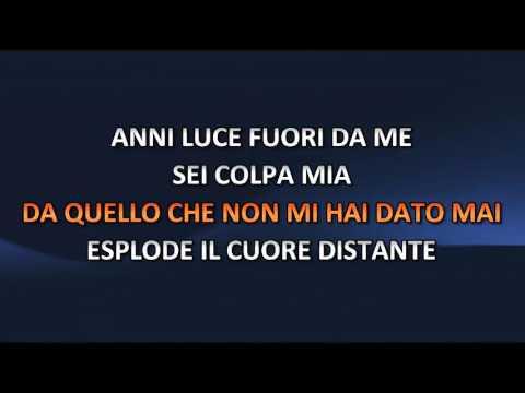 Noemi - Per Tutta La Vita (Video karaoke)
