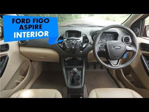 Ford Figo Aspire Interior Image Photo