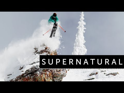 Video: 2018/2019 LINE Supernatural Collection Skis: Hard-Charging Freeride Skis for The Whole Mountain