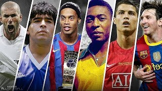 Legendary Football Skills - Skill Mix | HD