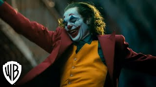 Joker | Stairs Dancing Scene Clip | Warner Bros. Entertainment