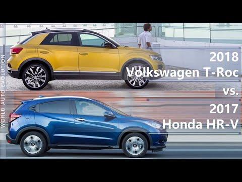 Honda  HR V Кроссовер класса J - тест-драйв 5