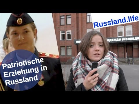 Patriotische Erziehung in Russland [Video]