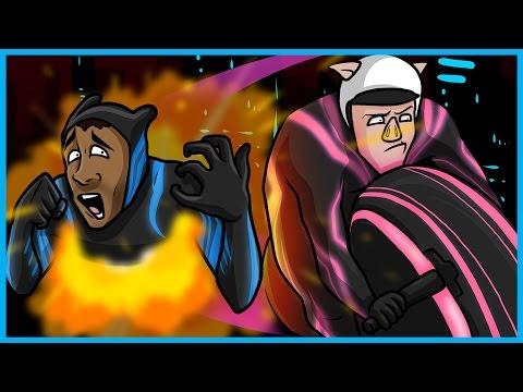 GTA 5 Online Funny Moments! - Making My Friends RAGE in Deadline Deathmatch!