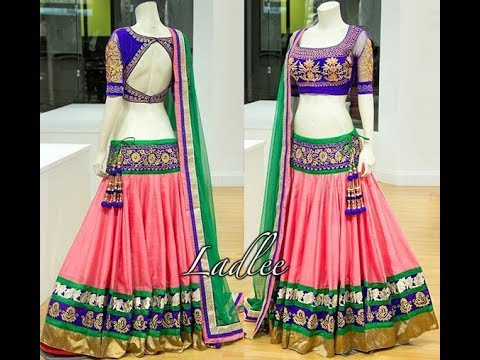Latest Light Weight Bridal Lehenga Choli Designs Mp3