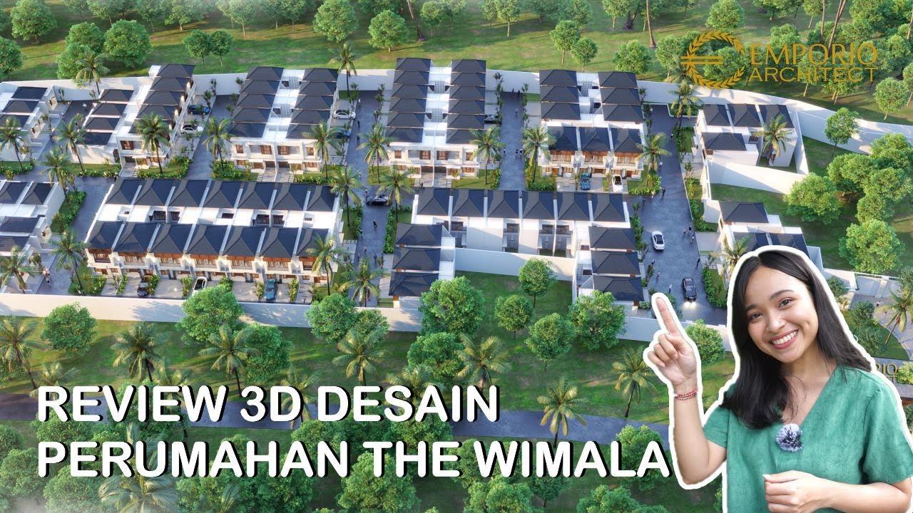 Video 3D The Wimala by Gemintang Land Villa Bali Residence - Tangerang Selatan, Banten