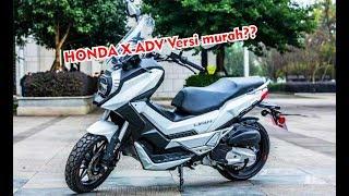 Inikah Honda X-ADV versi murah 150cc? Lifan LF150-T 2019 Mocin Adventure ala X-ADV