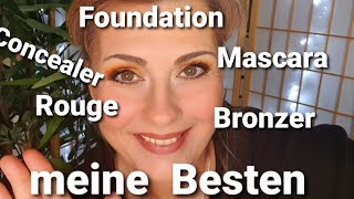 Die Besten Favoriten Foundation | Rouge | Concealer | Mascara |Bronzer | Beautymates | Oktober 2021