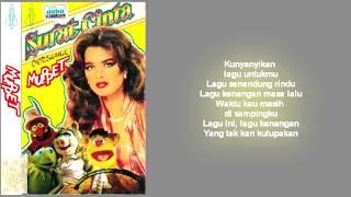 Album Nostalgia Muppet - Senandung Rindu (Lirik)