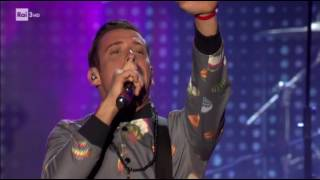 Francesco Gabbani @ 1M2017 (Amen, Tra le granite e le granate, Occidentali's Karma)