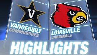 Vanderbilt vs Louisville - May 12 | 2015 ACC Baseball Highlights