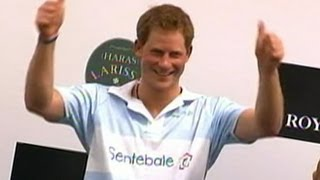 Prince Harry Makes Barbara Walters' 10 Most Fascinating People of 2012 List