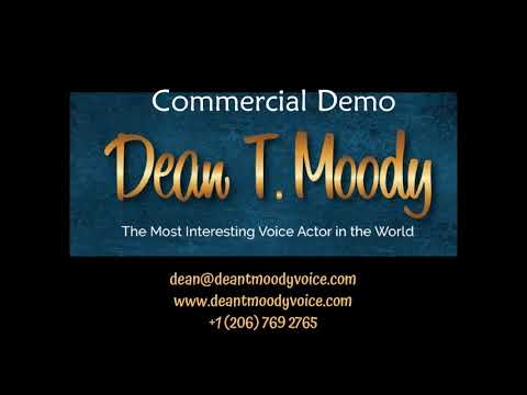 Dean T Moody - Commercial Demo