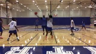 CAE Boy's Basketball 2017-18 Practice