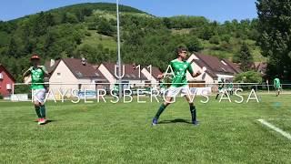 as andolsheim U 11 A Vs Kaysersberg