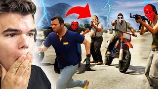 Escape The PURGE In GTA 5!