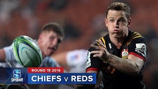 Chiefs v Reds | Super Rugby 2019 Rd 15 Highlights