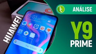 HUAWEI Y9 PRIME: POP-UP CAMERA & BIG SCREEN without a high price | Review