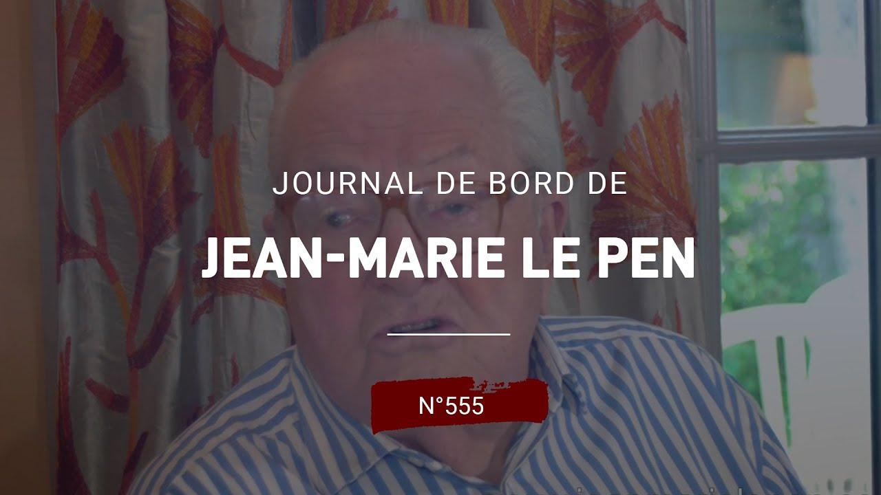 Journal de bord n°555