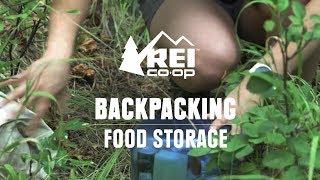Backpacking Food Storage || REI