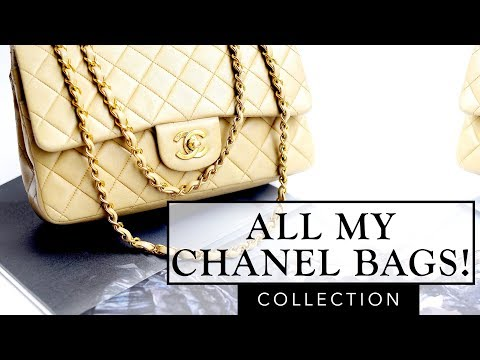 9e0ca87fcce686 My Chanel Bag Collection & Review | Sonal Maherali