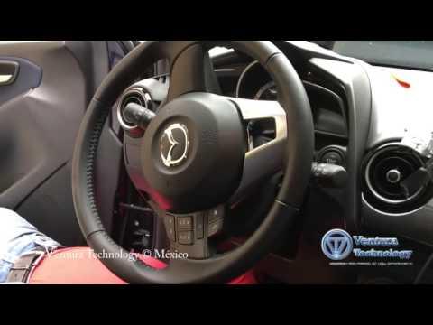 Installazione Kit Telecamera di retromarcia per Mazda 2 dal 2014
