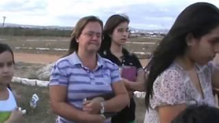 preview picture of video 'primeiro culto na congregação  da 1ª igreja batista de são domingos'