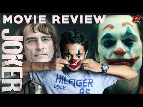 Joker English  Movie Review ..